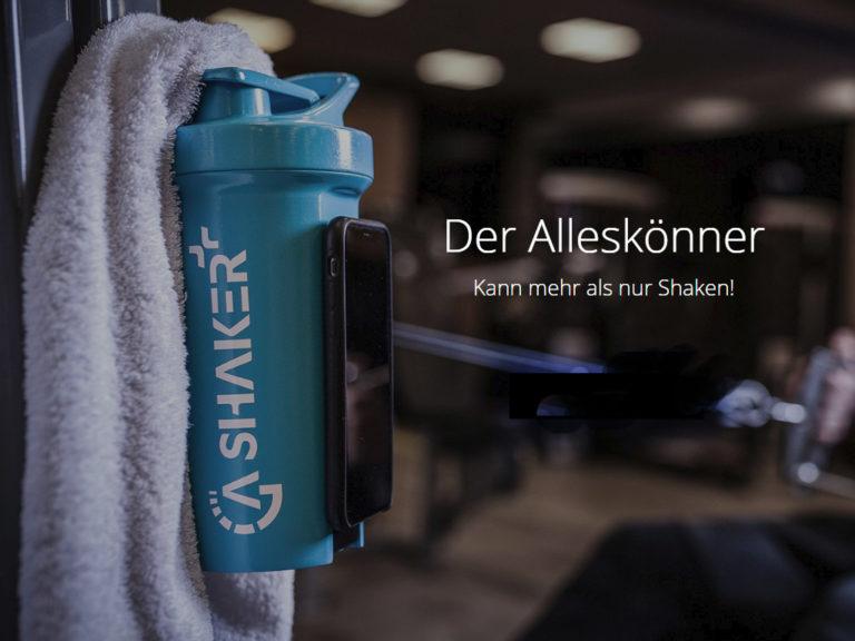 GA-Shaker mit vielen Funktionen