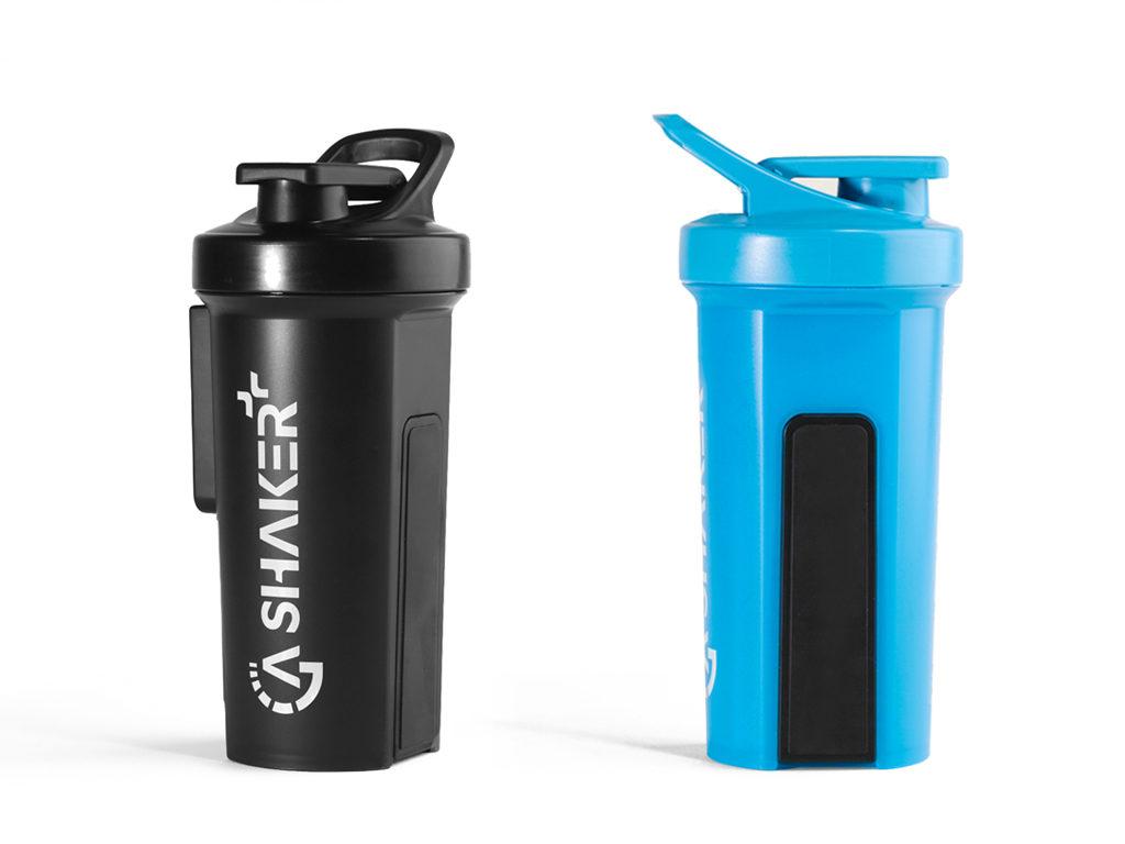 GA-Shaker in verschiedenen Farben