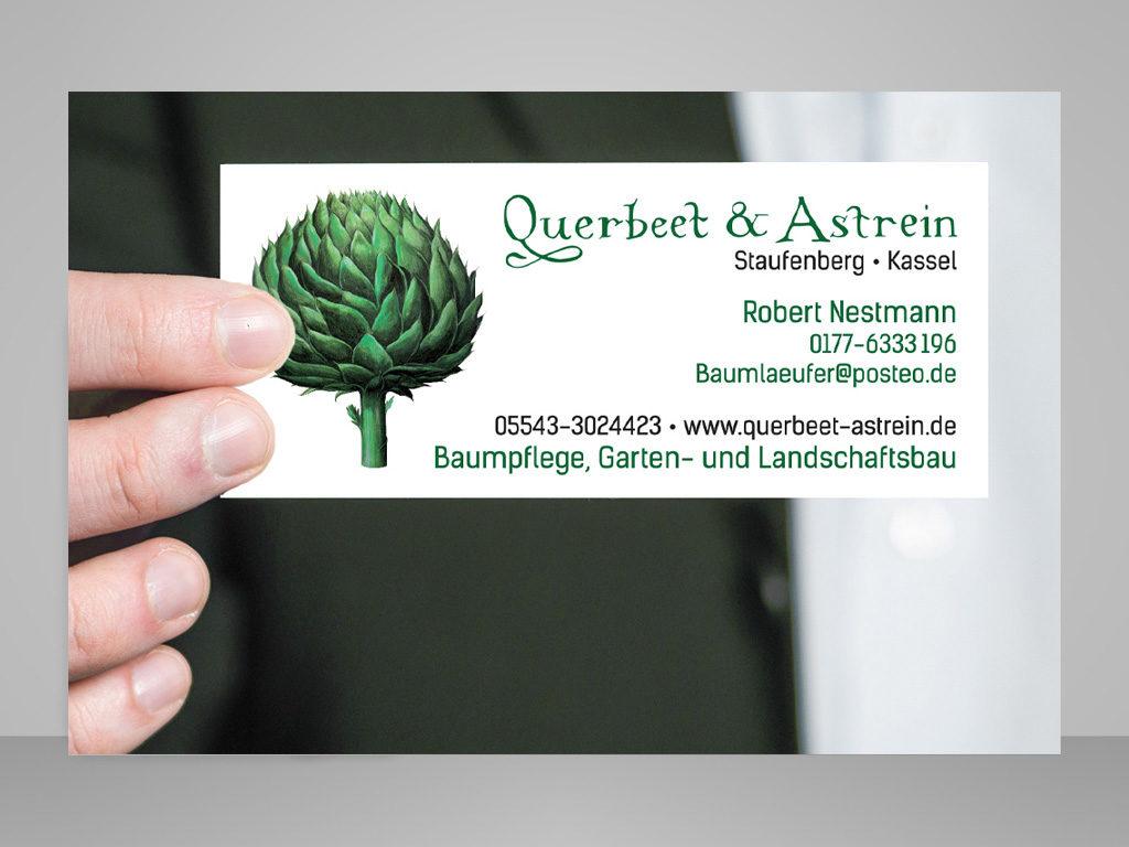 Fotomontage Querbeet & Astrein Escherode