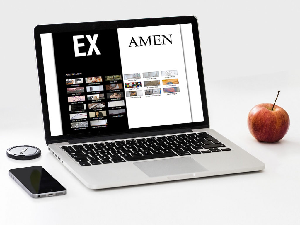 Kassel: Examens-Website